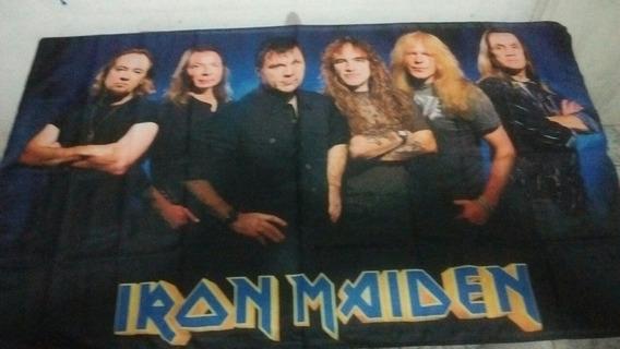 Bandeira Do Iron Maiden