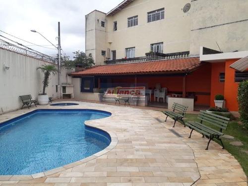 Área Comercial À Venda, Jardim Munhoz, Guarulhos - Ar0059. - Ai8132