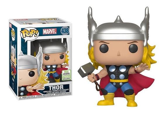 Funko Pop Thor Classic Eccc 2019 Exclusivo