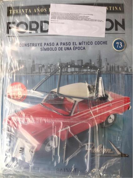 Ford Falcon. Salvat. Número 73