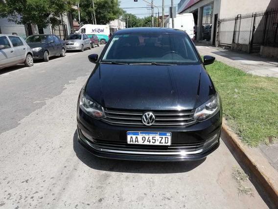 Volkswagen Polo 1.6 Comfortline 2017