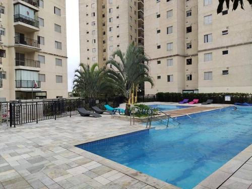 Apartamento À Venda, 76 M² Por R$ 394.000,00 - Picanco - Guarulhos/sp - Ap16680