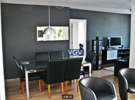 Apartamento Moderno E Muito Amplo Próximo Ao Metro - Ap1544