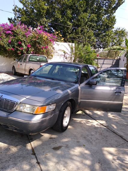 Ford Grand Marquis 4.6 Premium Piel Mt 1999