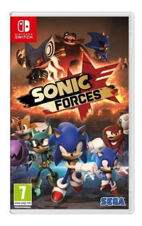 Sonic Forces | Nintendo Switch | Físico | Nuevo