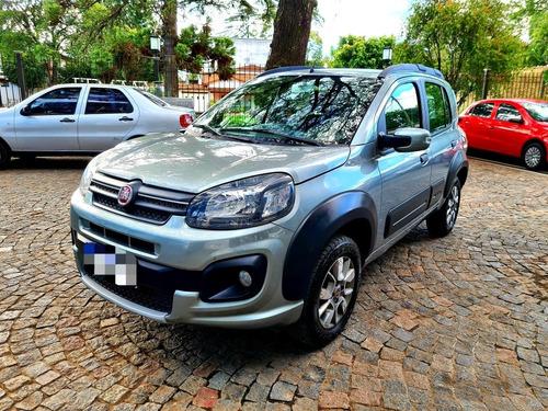 Nuevo Fiat Uno Way 1.3 5ptas. 2018 39.000km Fcio T/usado