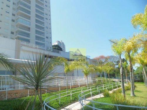 Imagem 1 de 30 de Apartamento Com 3 Dormitórios À Venda, 131 M² Por R$ 1.400.000,00 - Pirituba - São Paulo/sp - Ap2237