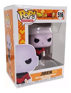Funko Pop Jiren #516 Dragon Ball Super Jugueterialeon