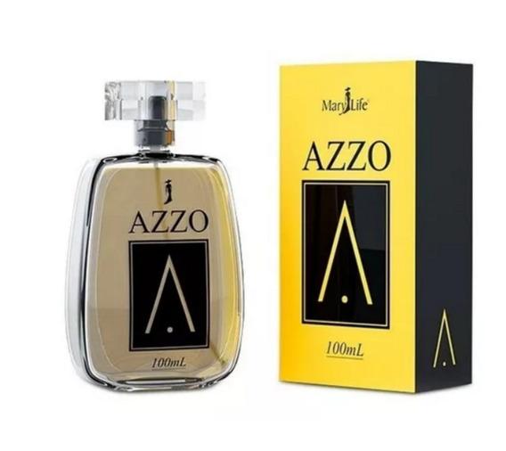 Perfume Azzo Masculino Mary Life 100 Ml