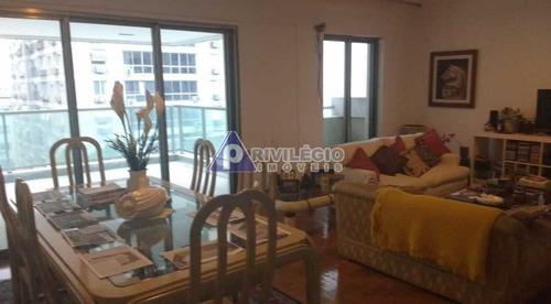 Imagem 1 de 20 de Apartamento À Venda, 3 Quartos, 1 Suíte, 2 Vagas, Ipanema - Rio De Janeiro/rj - 6914