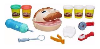 Play-doh Juego De Masa El Dentista Bromista Hasbro Full