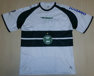 Rara Camisa Coritiba 2004 Penalty #9 Patch Bicampeão Parana