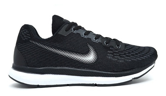 Tênis Nike Zoom Pegasus Preto E Branco