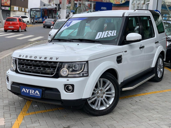 Land Rover Discovery4 Se 3.0 4x4 Tdv6/sdv6 Die.aut. 2014...