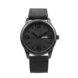 Chronos Hombres Impermeable Reloj De Cuarzo