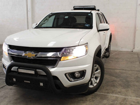 Chevrolet Colorado 4p Lt Doble Cab V6/3.6 Aut 4x4