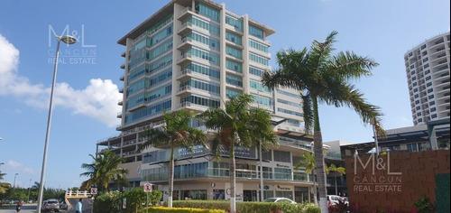 Oficinas En Venta Spectrum Corporate Center. 258 M2 Avenida Sayil, Supermanzana 6a, Cancùn Quintana Roo, Mèxico