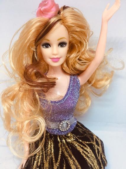 Boneca Sunshine Girl Fashion Importada Pronta Entrega Brasil