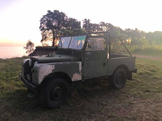 Land Rover Año 54 Año 54