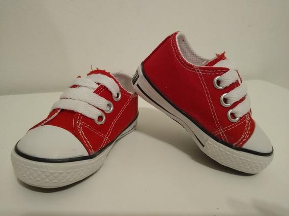 Zapatillas De Lona Del 17 Al 29