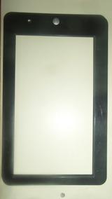 Moldura Frontal Tablet Powerpack Net-ip736 Original