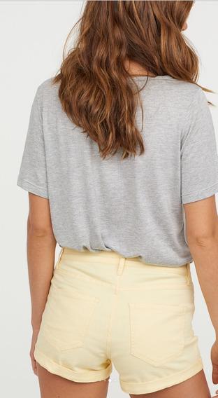 Shorts Importados H & M Varios Colores Y Talles