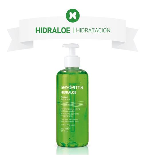 Gel Hidratante De Aloe Vera Hidraloe, 250 Ml, Sesderma