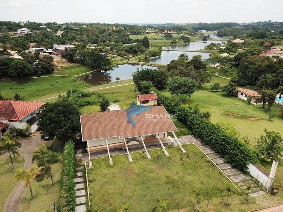Casa Com 4 Dormitórios À Venda, 500 M² Por R$ 1.600.000 - Fazenda Vila Real De Itu - Itu/sp - Ca0039