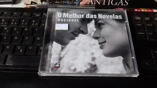 Cd O Melhor Das Novelas - Nacional - Original