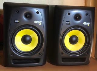 Monitores De Estudio Krk Rokit 8 (no Yamaha)
