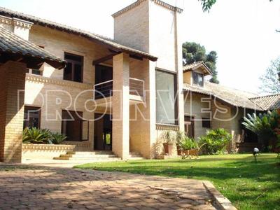 Casa Residencial À Venda, Granja Viana, Chácara Do Peroba, Jandira - Ca5193. - Ca5193