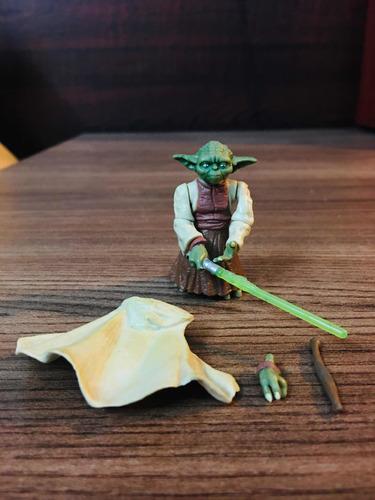 Mestre Yoda - Star Wars Hasbro