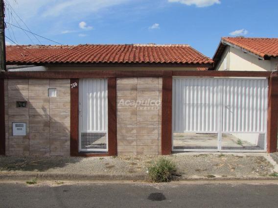 Casa Para Aluguel, 2 Quartos, 2 Vagas, Parque Liberdade - Americana/sp - 16402