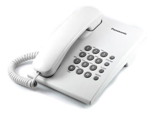 Telefono Simple Panasonic Kx-ts500x-b -nuevo