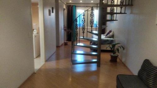 Cobertura Com 5 Dormitórios À Venda, 100 M² Por R$ 530.000,00 - Mandaqui (zona Norte) - São Paulo/sp - Co0337