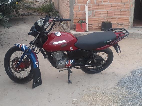 Honda Moto Fan 2005