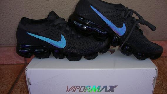 Tenis Nike Air Vapormax Original Caixa Etiqueta Tam 36