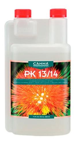 Imagen 1 de 3 de Aditivo Fertilizante Canna Pk 13/14 1 Litro