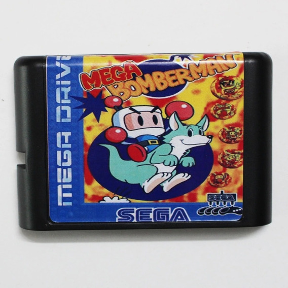 Mega Bomber Man Mega Drive