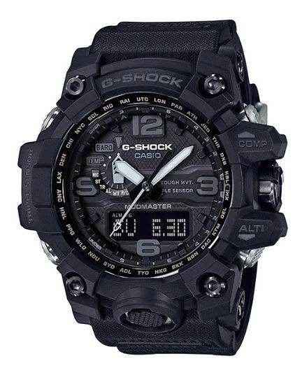 Relógio Casio G-shock Masculino Mudmaster Gwg-1000-1a1dr