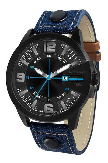 Relógio Lince Masculino Analógico Mrc4486s