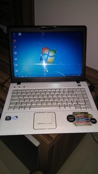 Notebook Premium P337b 500gb 4gb - Positivo