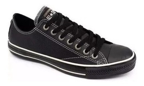 Tênis Converse All Star Chuck Taylor Malden - Unissex Black