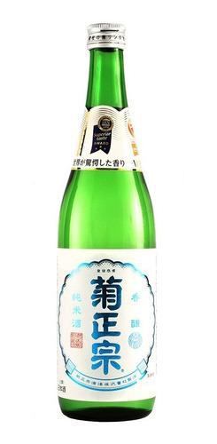 Imagen 1 de 4 de Sake Kiku-masamune Koujo (vino De Arroz) 720ml