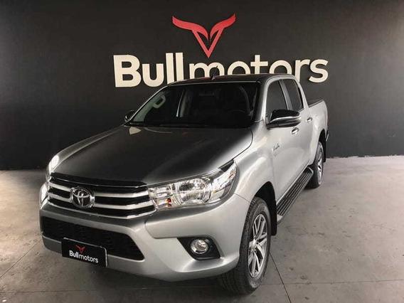 Toyota Hilux Srv Cd 4x2 2.7 16v 2018