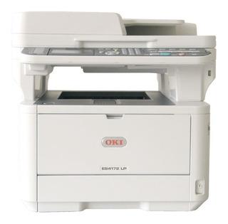 Impresora Oki Es4172 Lp Multifuncion Laser Monocromatica