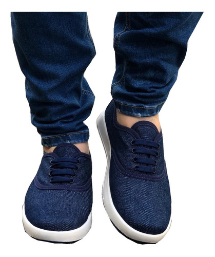 Zapatos En Cordones Jean
