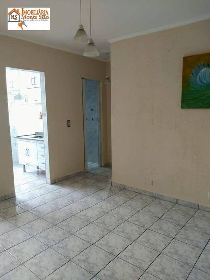 Apartamento Com 2 Dormitórios À Venda, 54 M² Por R$ 140.000,00 - Centro - Guarulhos/sp - Ap1696