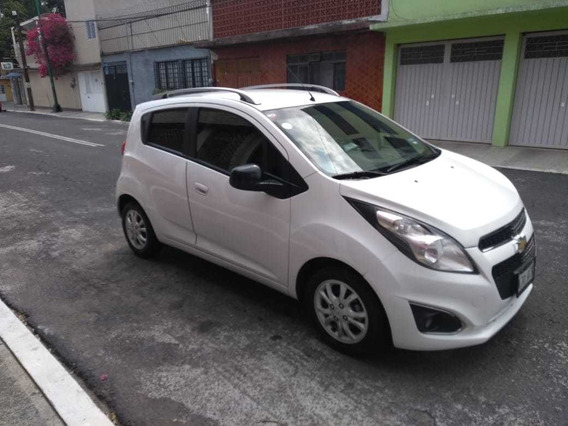 Spark Seminuevo Ltz Manual 2015