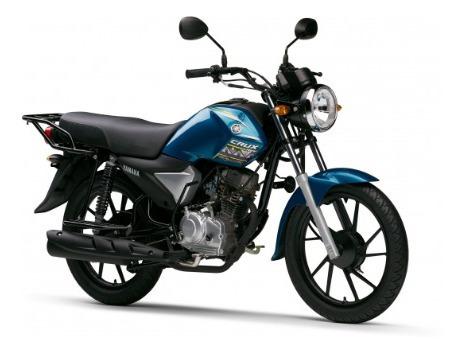 Moto Yamaha Crux 110 Cc - Yamaha Colonia